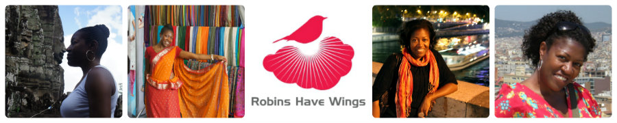 Robins Have Wings