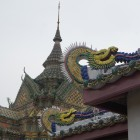 Water Taxis and Wat Pho